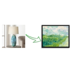 Introducing CanvasPaints: a New Artwork Locating and Printing Website for Home Decor