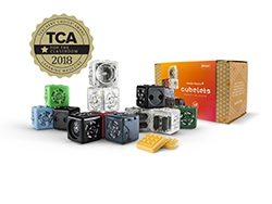 Cubelets TWELVE Wins Teachers' Choice Award for the Classroom