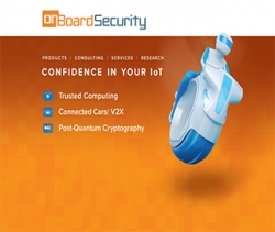 OnBoard Security Receives Funding and Completes Planned Separation from Security Innovation