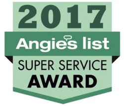 Advanced Film Solutions Earns Angie's List 2017 Super Service Award