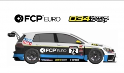 FCP Euro Partners with 034Motorsport for the 2018-2019 Pirelli World Challenge Seasons