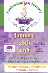 Embracing Your Journey Expo Returns to Pointe Hilton Squaw Peak Resort for 2018