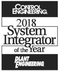 Burrow Global Awarded Control Engineering's 2018 System Integrator of the Year