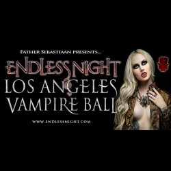 Endless Night Vampire Ball Returns to Los Angeles; February 23rd, the Globe Theatre
