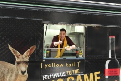"""Yellow Tail Wine Teams Up with """"Sandwich King"""" Jeff Mauro for Food Truck Road Trip to Football's Biggest Game"""
