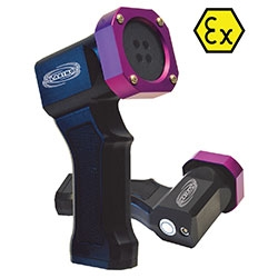 Berg Engineering Releases World's First Battery Operated Handheld Explosion Proof UV Inspection Light