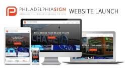 Philadelphia Sign Rings in the New Year with a New Website