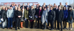 Local Community Leaders and Stakeholders Celebrate Groundbreaking of the New Lions Eye Bank of Wisconsin Facility