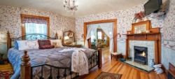 B&B My Victorian Valentine Suite-Heart Deal Package Available During February at Holden House in Colorado Springs