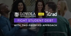 Loyola University and iGrad Fight Student Debt with Two-Pronged Approach