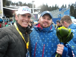 Giving Vision – Honoring Bobsled Champion Steven Holcomb's Legacy in PyeongChang