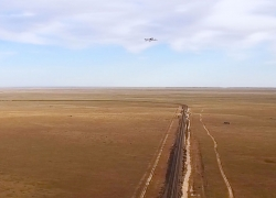 Computer Vision Technologies Enable BNSF Railway to Process Terabytes of Imagery Captured During Beyond Visual Line of Sight Drone Operations