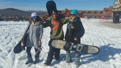 New Accessory for Protecting and Carrying Snowboards Awarded Patent – Board Bootie