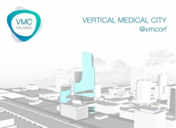 PONTE HEALTH Calls a Qualified and Experienced Architecture Firm to Join the Team for VERTICAL MEDICAL CITY