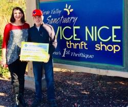 Man Walks Across America Raising Money and Awareness for Domestic Violence
