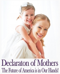 Moms March Movement Takes Declaration of Mothers to Congress
