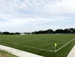 Act Global Completes FIFA Goal Project at San Lazaro Leisure Park, Cavite City, Philippines