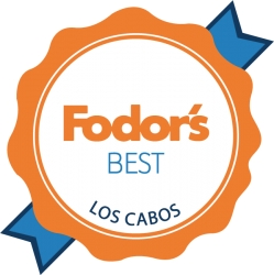 Casa Dorada Los Cabos Earns Fodor's Best Award from Fodor's Travel