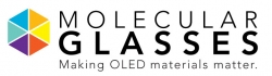 Molecular Glasses, Inc. Files Patent on Isomeric and Asymmetric Molecular Glass Mixtures for OLED and Other Organic Electronics and Photonics Applications