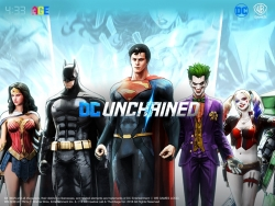 DC Unchained, Mobile RPG Launches Today