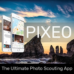 """PIXEO"" – Available April 2018 in the Apple App Store"
