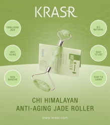 Krasr Releases New Anti-Aging Jade Roller Inspired by the Beauty Secrets of Ancient China