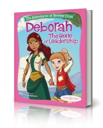 "Bible Belles Launches Final Book in H.E.A.R.D. Series – ""Deborah: The Belle of Leadership"""