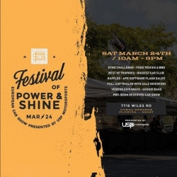 7th Annual Festival of Power and Shine for European Cars