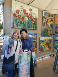 Rose-Lanoue Art Studio Returns to Starving Artist Festival