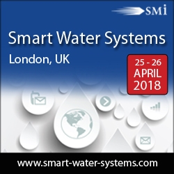 Key Water Utility Experts Gather Next Week in London for Smart Water Systems Event