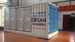 Horizon Fuel Cell Technologies Ship Containerised 200kW Fuel Cell System to South Korea, for Deployment at Ulsan Technopark