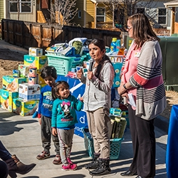 HomeAid Colorado Dedicates EFAA's 16th Street Transitional Housing with 5 New Units to Stabilize Homeless Families with Children