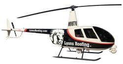 Lyons Roofing is Named the New Sponsor of the AZ Family News Chopper