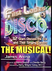 Dance Music Icon Martha Wash and DO-KWA Productions Negotiating Stage Musical Adaptation of James Arena's Tribute Book, First Ladies of Disco