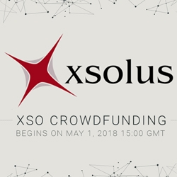 Xsolus Heads Crowdfunding Campaign: Blockchain Services and Product Ecosystem Development