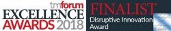 Zeepabyte, Inc. Named a Finalist in TM Forum Excellence Awards 2018