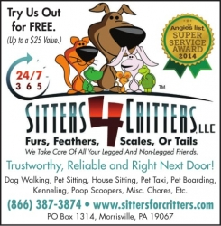Sitters4Critters Celebrates Five Years, Launches New Mobile Vet Tech Service