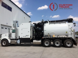 Custom Truck One Source Forms Strategic Partnership with Tornado Global Hydrovac