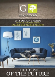 Milan Furniture Fair: New 2018 Design Trends Unveiled in a Guide by Gasparri Arredamenti