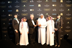 flynas Named Middle East's Leading Low Cost Airline for the Fourth Consecutive Year 2018