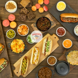 Tailgate Dogs & Sausages: the Tastiest Way to Tailgate Opens Its Inaugural Location in New Rochelle, NY