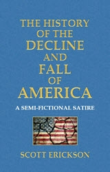 Book Release: Satirical Novel from 2076 Describes America's Self-Destruction