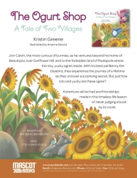 Mascot Books Has Announced the Debut Children's Book from Local Raleigh Author, Kristin Lacy-Locklear Greene