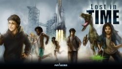"Playworld Pictures' Young Adult Novel ""Lost in Time"" Inspires Youth to Learn About World History"