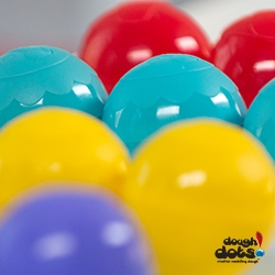 Newly-Launched Toy, Dough Dots!™ Helps Preschoolers Create Worlds of Fun with Play, a Ball, and Dough