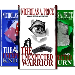 The Long Awaited Ace Stone Crime Fiction Adventure Series by Acclaimed Author Nicholas A. Price Has Been Released for 2018