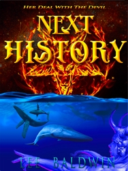 "Expanded eBook Edition of Author Lee Baldwin's Cyber Fantasy, ""Next History"" – Free Until May 18"