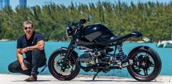 Guillermo Teran LLC - Latest Custom Bike Build