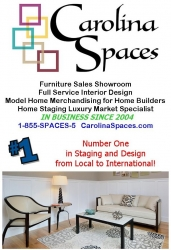 Joan Inglis, Interior Designer and Charlotte Home Staging Expert, Named to List of 50 Most Influential Women by The Mecklenburg Times