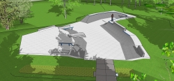Skatepark Non-Profit in Pequannock Sets Goal of $100,000 for Phase One of a Concrete Skatepark